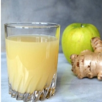 5. Recipe - Ginger and lemon juice